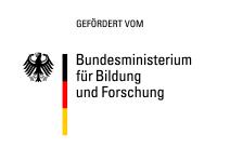 Gefördert vom Bundesministerium für Bildung und Forschung (BMBF)